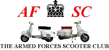 The Armed Forces Scooter Club