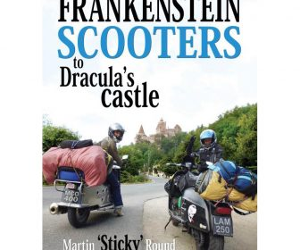 Frankenstein Scooters to Dracula's Castle |PAPERBACK