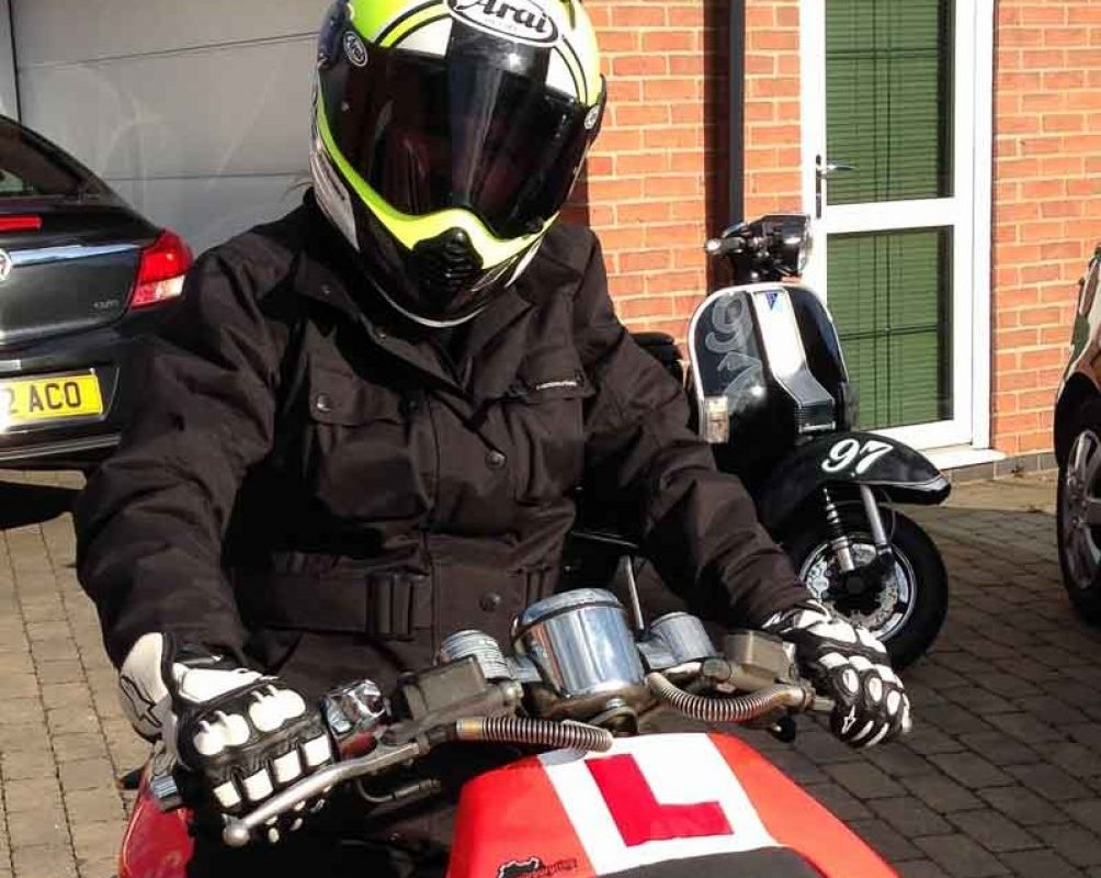 Direct Access – Taking the bike test | FEATURE