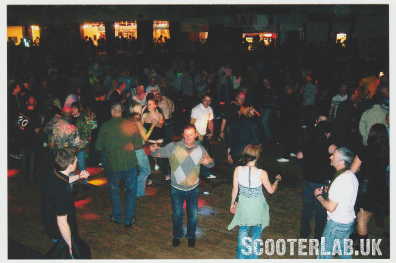 Leisure World, this 1200 capacity venue used to be full on both nights (1800 capacity once the hall at the side opened up).